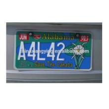 Kundenspezifisches Metall hergestellt von den Aluminiumauto-Platten