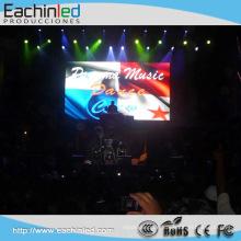 Bessere Wiedergabe-P6.25 LED-Videowand als Lauftextanzeige-LED-Anzeigetafel, Brett laufend