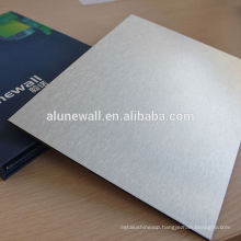 4mm PVDFTV Backboard aluminum composite panel