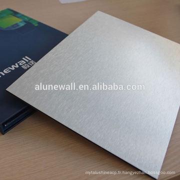 Panneau composite d'aluminium de panneau de 4mm PVDFTV