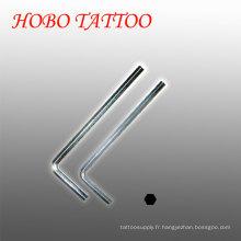Spanner de pièce de machine de tatouage de haute qualité