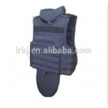 Veste à prova de balas balística à prova de balas de nylon da proteção completa de liberação rápida
