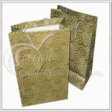 Bolsa de papel de la nube (KG-PB035)