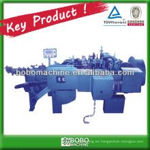 Máquina de doblar cadena automática del ancla marina