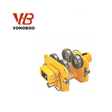 Suspension Crane Cable Trolleys