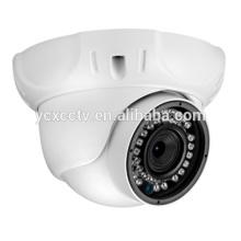 Appareil photo caméra dôme à l'intérieur pour télécommande