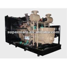 Стабильный газовый двигатель 300 кВт