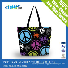 Hot New Product Cotton Beach Bag for Shopping