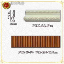 Round Cornice, Flectional Cornice (PUX58-F15, PUX59-F4)