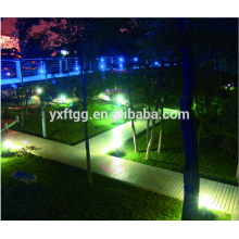 multi-color solar landscape LED lights