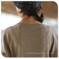 2017 New Design Women′s Long Style 100% Cashmere Sweater