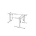 F4353 Uplift eco corner L-shape sit-stand desk for New design