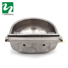 Cow Automatic Drinking Water Bowl Stainless Steel Cattle Water Bowl
