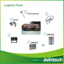 Double traqueur de carte SIM de GPS pour le transport logistique