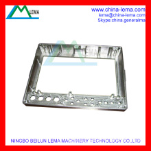 Section Aluminum CNC machining part