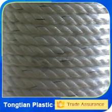 La marca líder de la industria de cuerdas en China Cuerda de 3 hilos de poliéster