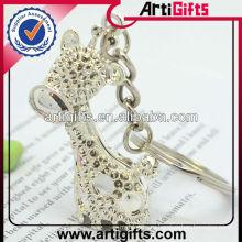 Страза металл жираф брелок лучший продавец