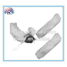 ADShi factory cheap tattoo arm plastic sleeve, good toughness disposable sleeve cover, beauty salon disposable sleeve