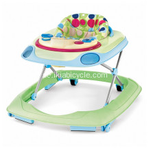 Multifunktionsrunda Baby Walker