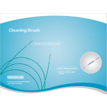 Jetable Double Culot canal brosse de nettoyage