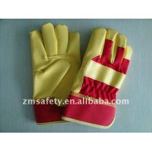 Искусственная кожа сад перчатки рабочие для детей ZM366-Л