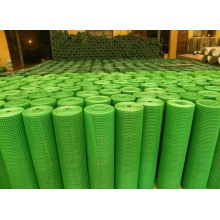 "1"" Mesh PVC Coated Welded Wire Mesh"
