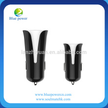 Alibaba China supplier DC12V-24V input car mobile charger 5v1a output