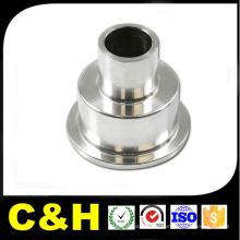 CNC que gira alumínio Al7075 / Al6061 / Al2024 / Al5051 CNC de alumínio da peça que trabalha para o carro