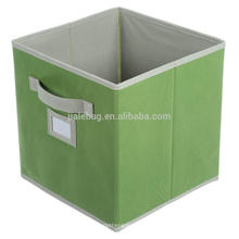 Multipurpose foldable storage box for cloths, books, toys storage