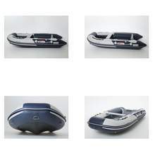 Fashion Airmat Floor Inflatable River Boat for Fishing