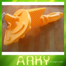 Plastic Aluminum Rotational Mould Playground Parts