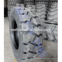 Modèle de gros bloc de pneu de chariot élévateur de 28x9-15