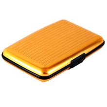 Металлический корпус для кредитных карт