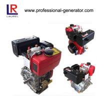 Portable Single Cylinder 4-Stroke 7HP 296cc Diesel Engine