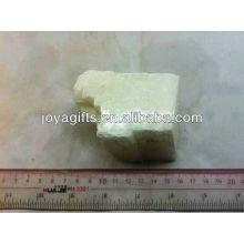 Natürlicher Rough Power Stein ROCK, Raw Calcit Stone Rock