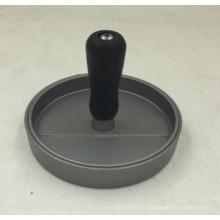 Gute Qualität Einfache Verwendung für Koch Stahl Burger Press (WG601)
