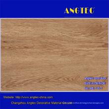 Imprägniern Sie niedrigen Preis PVC-Vinylbodenbelag