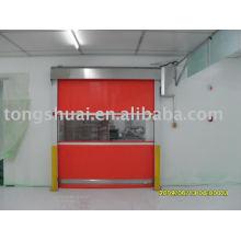 Schnelllauftor PVC