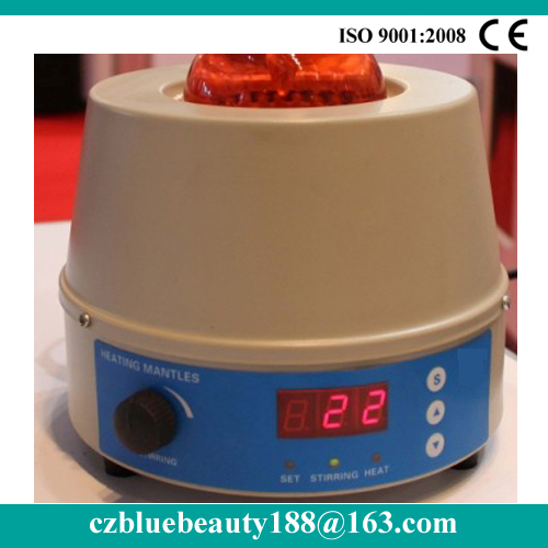 110V 220V 240V laboratory digital display heating mantle price