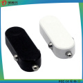 Mini USB Car Charger with High Quality 2.4A Max (CC1512)