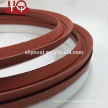 Anillo V de relleno de goma, embalaje hidráulico en V Conjunto combinado Conjunto de paquete de embalaje de sello V