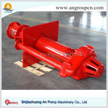 Electric Vertical Centrifugal Sump Slurry Pump