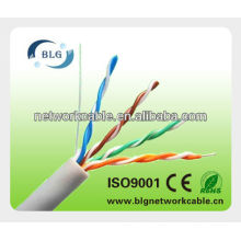 99.95% cobre puro 4 pares de cable UTP CAT5E