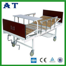 Triple-pliant lit avec tête de lit bois