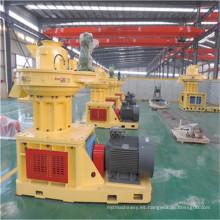 Máquina de pellets de madera para combustible sólido de biomasa (1.0 ~ 1.5TPH)