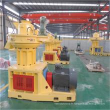 Machine en bois de granule pour le combustible solide de biomasse (1.0 ~ 1.5TPH)