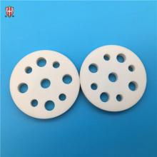 prensa isostática placa de cerámica de óxido de aluminio redondo