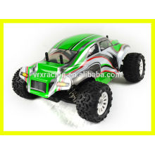 1/18 Scale 4wd gebürstet Rc Auto, Rc-cars 1/18 Mini Monster Truck