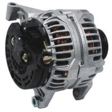 Bosch auto Alternator past Dodge, Jeep, 0124525002, Lester 13916