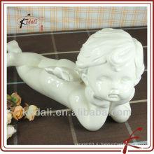 Керамический ангел для домашнего декора